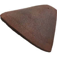 Universal Bonnet Hip Clay Tile Fitting - medium